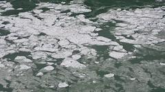 Whirlpool  NiagaraFalls Winter 19svv Stock Footage