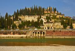Verona, Italy. Stock Photos