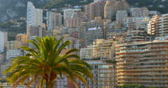 Monaco, officially the Principality of Monaco, is a sovereign city-state - stock footage