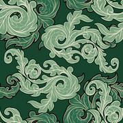 Ornate pattern Stock Illustration