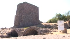 Assos - Behramkale Stock Footage