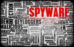 Stock Illustration of Spyware