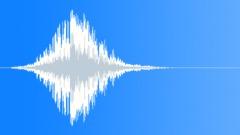 Aggresive Woosh 1 Sound Effect