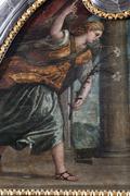 Paolo Veronese: Archangel Gabriel - stock photo