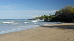 Hapuna Beach State Park, Kohala Coast, Island of Hawaii Stock Footage