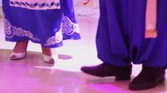 National dances Stock Footage