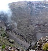Vesuvius volcano Stock Photos