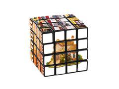 House construction puzzle Kuvituskuvat