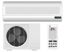 Air conditioner Piirros