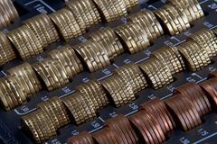 Hard cash Stock Photos
