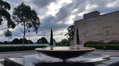Canberra, Australian War Memorial Stock Footage