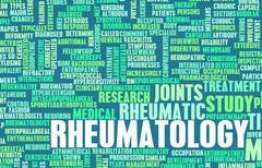 Rheumatology - stock illustration