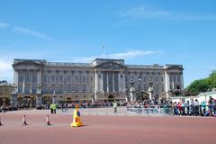 Buckingham Palace Kuvituskuvat