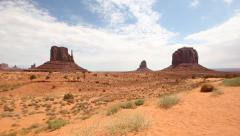 The Monument Valley Stock Footage