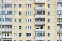 Social Housing - stock photo