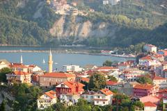 Amasra, Turkey Stock Photos
