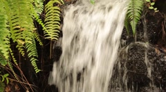 Artificial Fountain Stock Footage