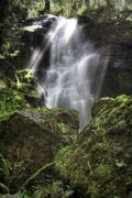 Merriman Falls - stock photo