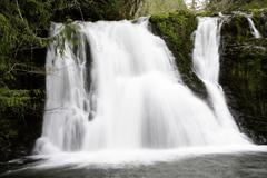 Beaver Creek Falls Stock Photos