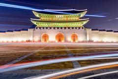 Seoul Gate Kuvituskuvat