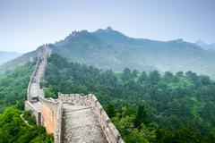 Great Wall of China Kuvituskuvat