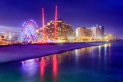 Daytona Beach Florida - stock photo