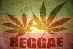 Reggae Stock Photos