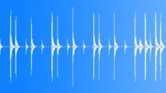 Upbeat Claps Loop 1 - 160bpm (Longer) Sound Effect