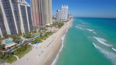 Sunny Isles Beach FL Stock Footage