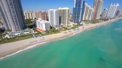 Sunny Isles Beach FL 9 Stock Footage