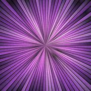 Abstract purple centrical bands background texture - stock illustration