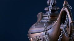 4K aladin's Lamp Stock Footage