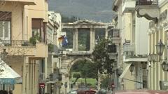 Athens,Greece Stock Footage