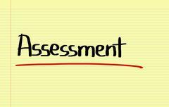 Assessment Concept - stock illustration