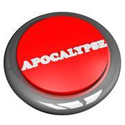 Apocalypse button Piirros