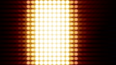 Light wall pattern background loop Stock Footage