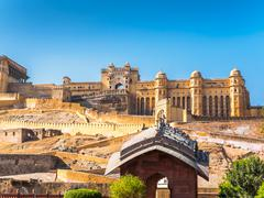 Stock Photo of Amber Fort