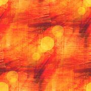 Stock Illustration of bokeh wallpaper background yellow watercolor art seamless and te