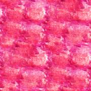 Stock Illustration of artist watercolor pink pattern background, art and seamless pain