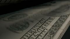 DOLLAR corner flip render new - stock footage