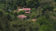 Small village of Altos del Maria - Sora, Panama. Stock Footage