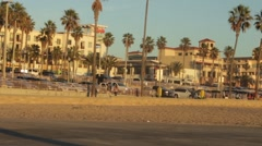 Huntington Beach, California Stock Footage