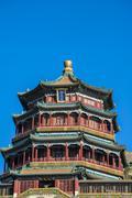 Pavilion of the Fragrance of Buddha Stock Photos