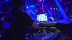Miami DJ at Night Club Arkistovideo