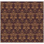 vintage pattern Seamless Wallpaper - stock illustration