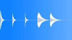 Inharmonic bell sounds - sound effect
