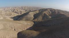 Stock Video Footage of Judea Desert Israel