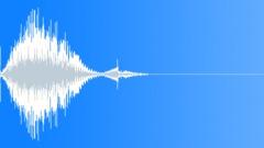 Slowdown Whoosh Disconnected Sound Effect