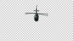 Bell UH-1 Alpha Stock Footage