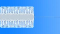 Bass sound (12) - sound effect